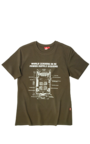 PowerBox T-Shirt - Olive