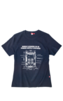 PowerBox T-Shirt - Navy blue