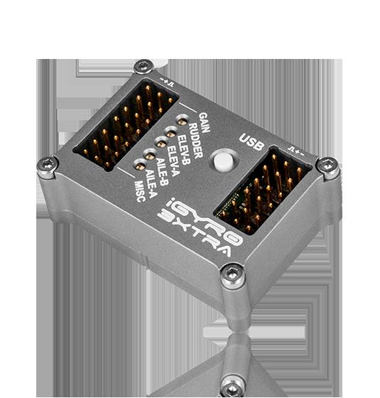 PowerBox Systems - iGyro3xtra