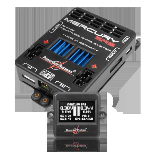 PowerBox Systems - PowerBox Mercury SRS